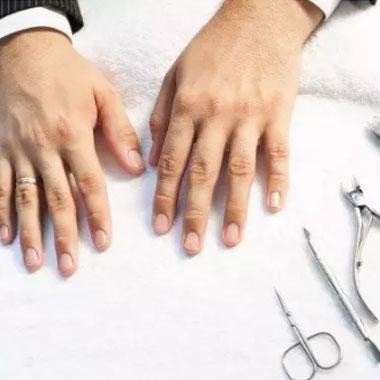 Manicure & Pedicure Męski