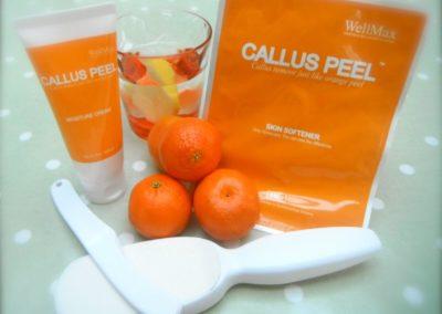 Callus peel